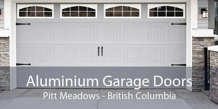 Aluminium Garage Doors Pitt Meadows - British Columbia