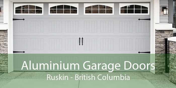 Aluminium Garage Doors Ruskin - British Columbia