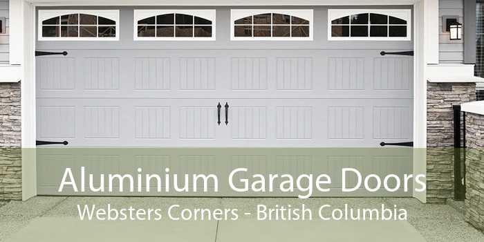 Aluminium Garage Doors Websters Corners - British Columbia
