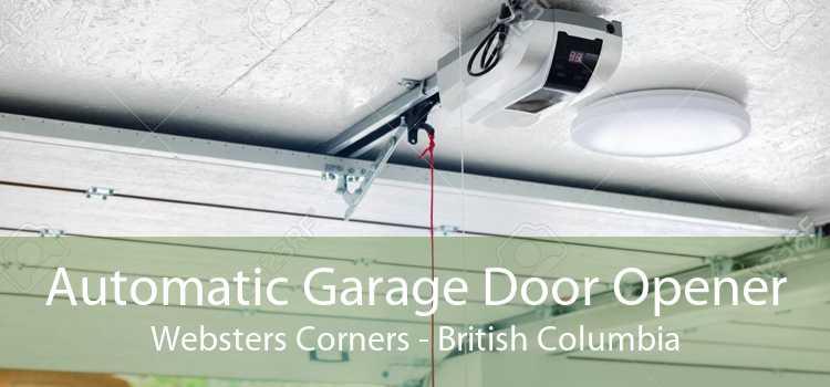 Automatic Garage Door Opener Websters Corners - British Columbia