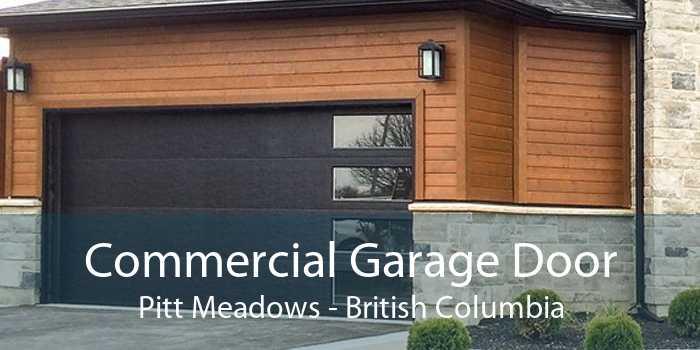 Commercial Garage Door Pitt Meadows - British Columbia