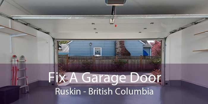 Fix A Garage Door Ruskin - British Columbia