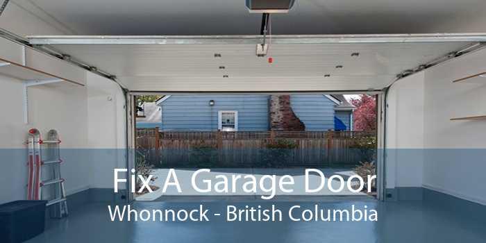 Fix A Garage Door Whonnock - British Columbia