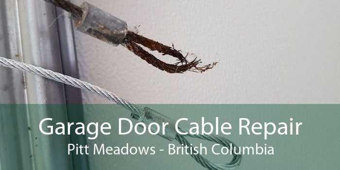 Garage Door Cable Repair Pitt Meadows - British Columbia