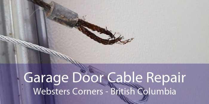 Garage Door Cable Repair Websters Corners - British Columbia