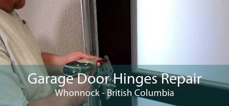 Garage Door Hinges Repair Whonnock - British Columbia