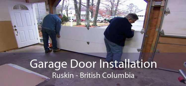 Garage Door Installation Ruskin - British Columbia