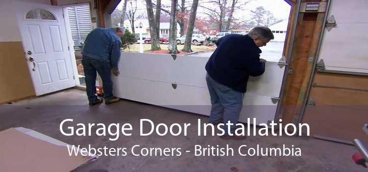 Garage Door Installation Websters Corners - British Columbia