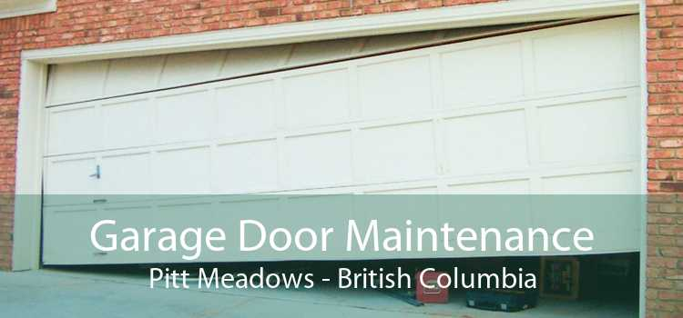Garage Door Maintenance Pitt Meadows - British Columbia
