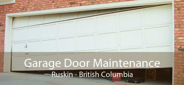 Garage Door Maintenance Ruskin - British Columbia