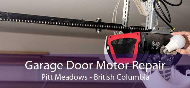 Garage Door Motor Repair Pitt Meadows - British Columbia