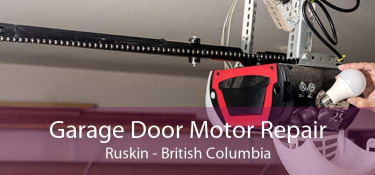 Garage Door Motor Repair Ruskin - British Columbia