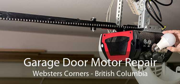 Garage Door Motor Repair Websters Corners - British Columbia