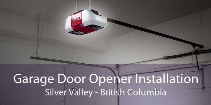 Garage Door Opener Installation Silver Valley - British Columbia