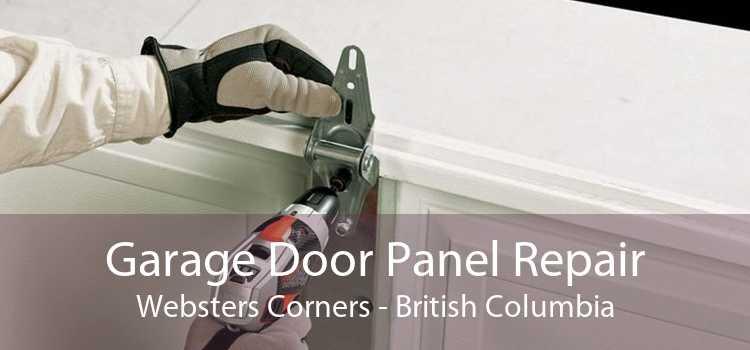 Garage Door Panel Repair Websters Corners - British Columbia