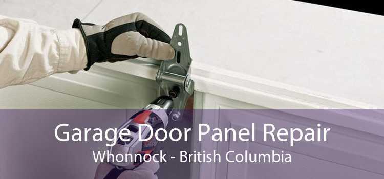 Garage Door Panel Repair Whonnock - British Columbia