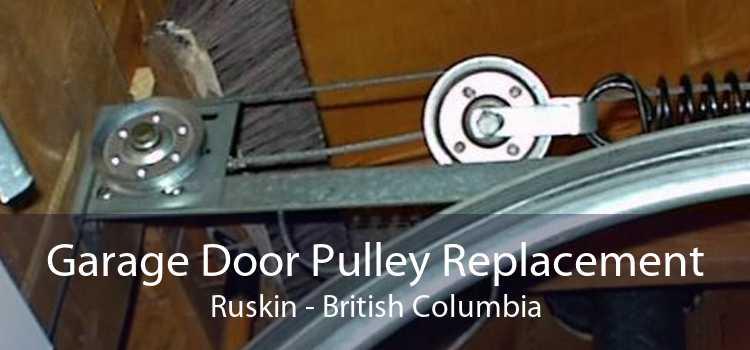 Garage Door Pulley Replacement Ruskin - British Columbia