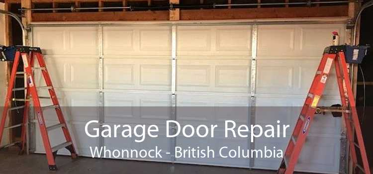 Garage Door Repair Whonnock - British Columbia