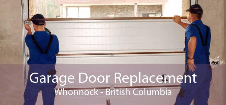 Garage Door Replacement Whonnock - British Columbia