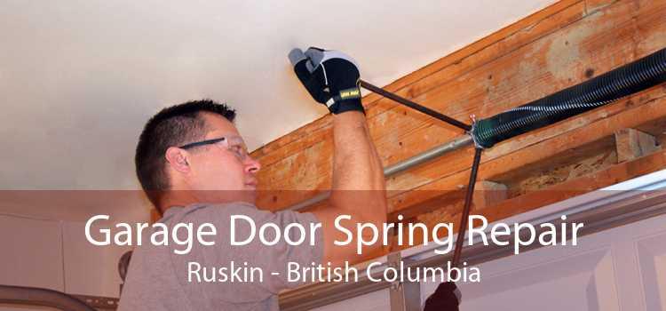 Garage Door Spring Repair Ruskin - British Columbia