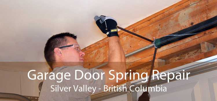 Garage Door Spring Repair Silver Valley - British Columbia