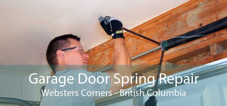 Garage Door Spring Repair Websters Corners - British Columbia