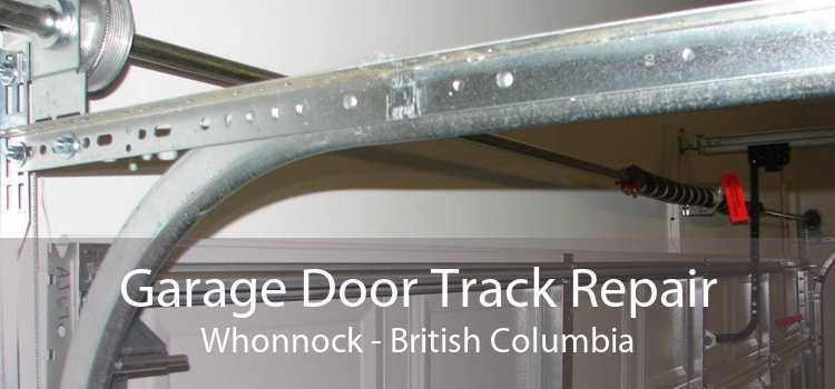 Garage Door Track Repair Whonnock - British Columbia