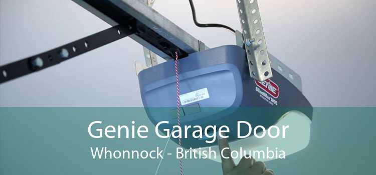 Genie Garage Door Whonnock - British Columbia