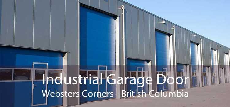 Industrial Garage Door Websters Corners - British Columbia