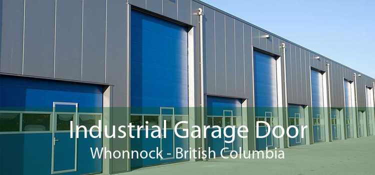 Industrial Garage Door Whonnock - British Columbia
