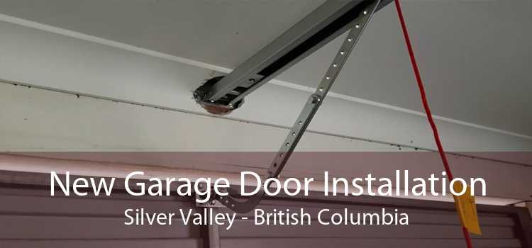 New Garage Door Installation Silver Valley - British Columbia