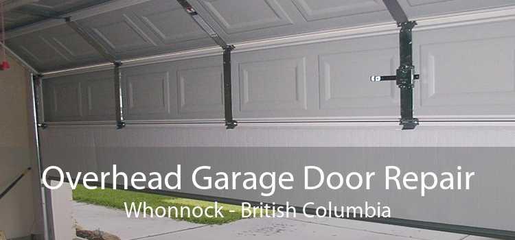 Overhead Garage Door Repair Whonnock - British Columbia