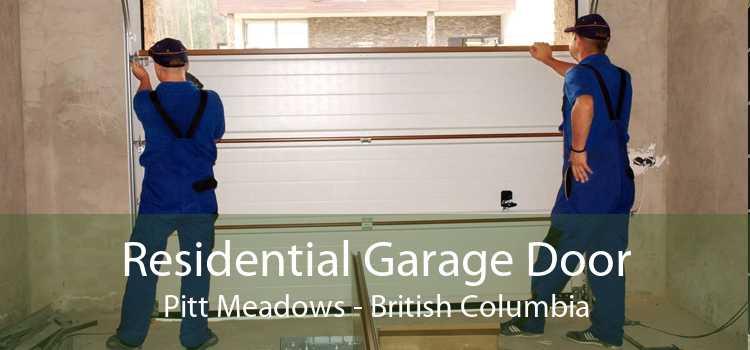 Residential Garage Door Pitt Meadows - British Columbia