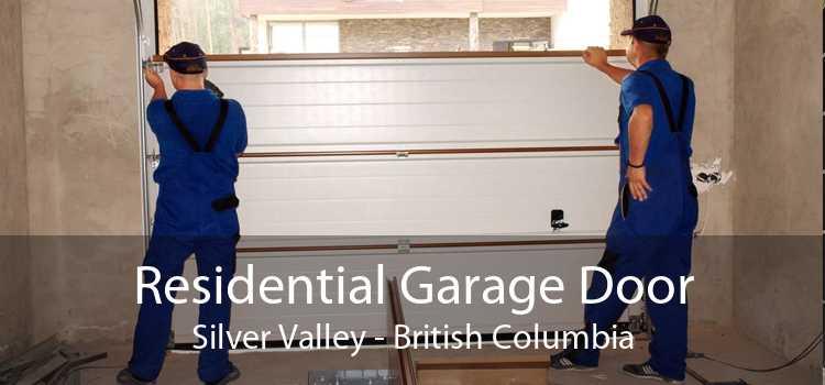Residential Garage Door Silver Valley - British Columbia