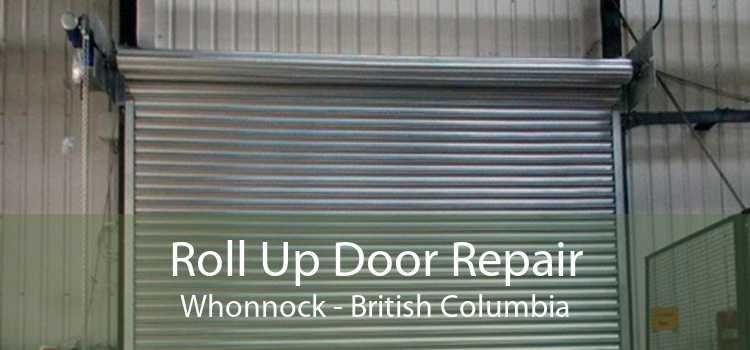 Roll Up Door Repair Whonnock - British Columbia