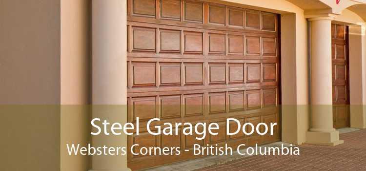 Steel Garage Door Websters Corners - British Columbia