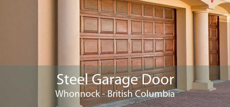 Steel Garage Door Whonnock - British Columbia