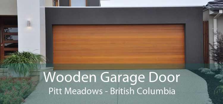 Wooden Garage Door Pitt Meadows - British Columbia